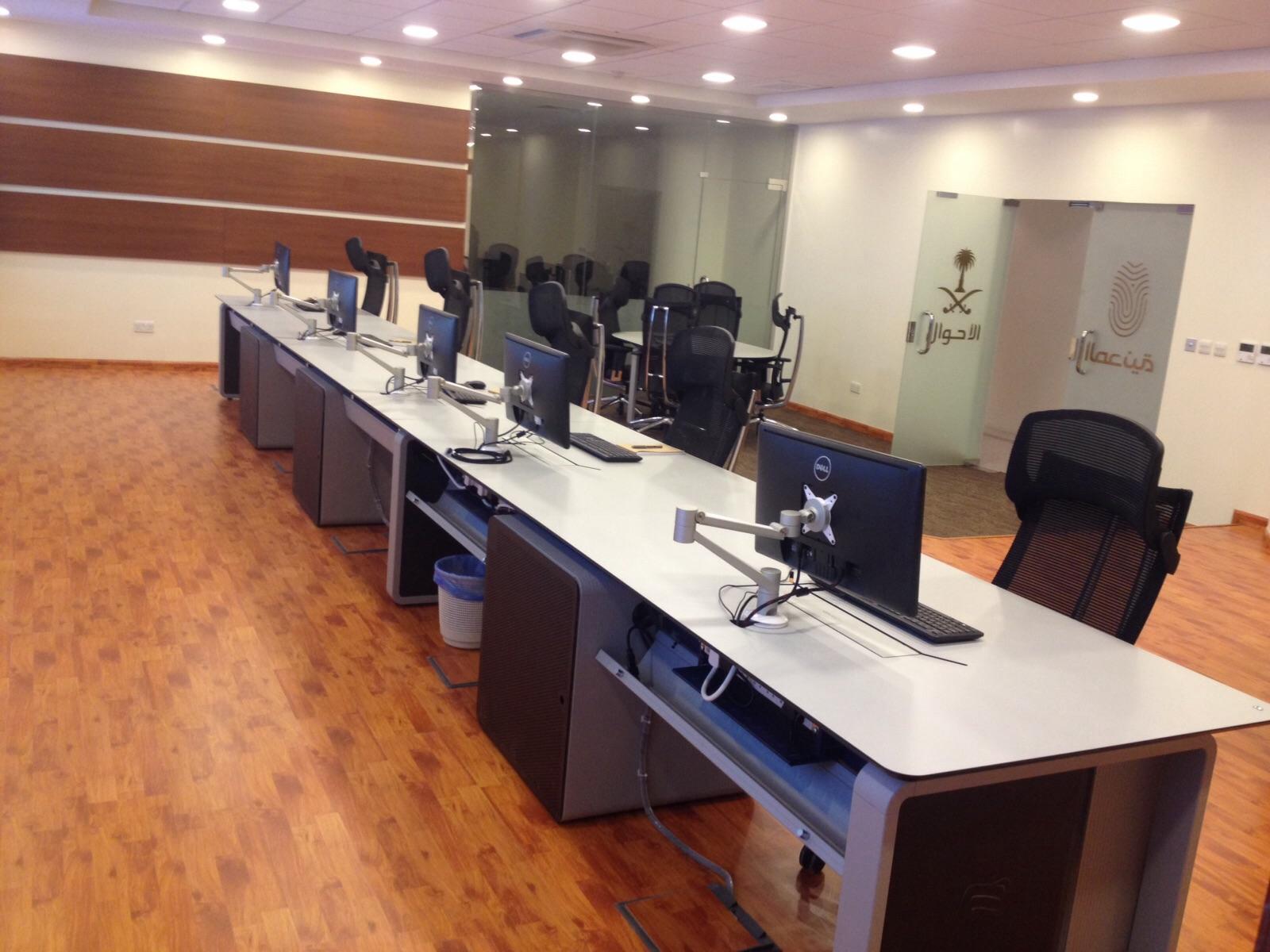 Control Room Furniture Saudi Arabia